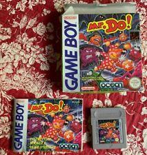 Mr.Do! - Jeu Nintendo Gameboy En Boite