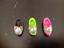 Miniature Dutch Wooden Shoes (3 Pcs.)