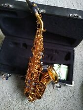 IWW (International Wood Winds) Curved Bb Soprano Sax