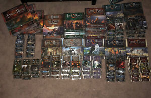 Lord of the Rings LCG collection