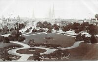 COVENTRY - The Three Spires - 1906 Real Photo Postcard (00230)