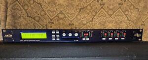 xta dp224 Speaker Management