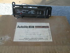 VINTAGE NOS 1967 MERCURY LINCOLN HEATER CONTROL ASSY. NEW OLD STOCK
