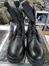 Rocky Navy Safety Combat Boots (HOT WEATHER) Steel Toe 13 Wide New with Tag
