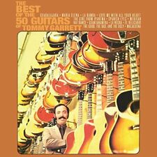 Tommy Garrett - The 50 Guitars Of Tommy Garrett The Best of The 50 Guitars [CD]