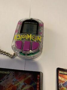 Digimon deep savers pendulum cycle virtual pet tamagotchi digital monster