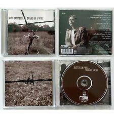 KATE CAMPBELL Twang On A Wire - Evangeline Enhanced CD (2003)