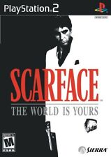 Scarface: The World is Yours - Playstation 2 Game Complete