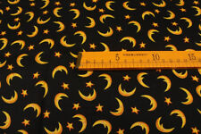 The moon and  star  handmade DIY clothing, dress fabric Bedset Pillow  50x110cm