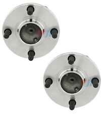 Pair Set of 2 Front WJB Wheel Bearing Hub Assies Kit for Toyota MR2 Spyder 00-05