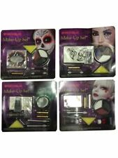 Make Up Sets Horror Assorted Face Makeup Fancy Halloween Party Accessories Dress