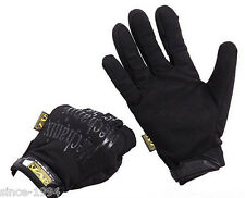 Mechanix Wear Original Gloves Medium Pair M Black Full Finger Mechanics