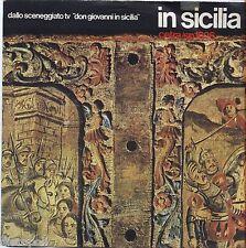"""BRUNO NICOLAI - Don Giovanni in sicilia - VINYL 7"""" 45 LP 1976 NEAR MINT COVER VG"""