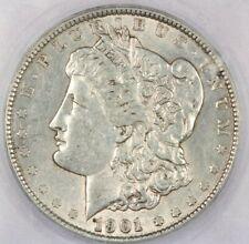1901 1901-P Morgan Silver Dollar ICG AU55