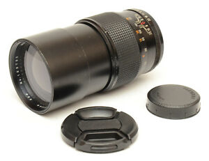 Braun Auto Tele 200mm F3.5 Lens For M42 Screwmount! Good Condition!