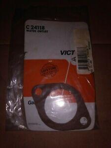 Engine Coolant Outlet Gasket Victor C24118