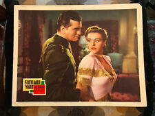 Scotland Yard 1941 20th Century Fox lobby card Nancy Kelly John Loder