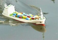Diy Container Vessel Electric Power Ship Model Surface Navigation - 2020