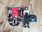 Dale Earnhardt #3 Team Edge R/C Racing Cart The Intimidator Parts Read Desc
