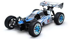 Exceed RC 1/8 Nitro Gas .21 Engine RC RTR Off Road Racing Buggy Alpha Blue