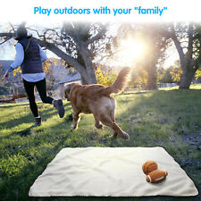 Pet Throw Fleece Blanket Pet Bed Cover Floor Mat for Medium Dogs Cat-47x34inch