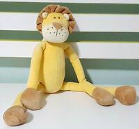 Miyim Simply Organic Lion Plush Toy 2012 Children's Animal Toy 36cm Tall!