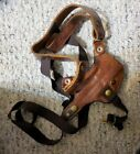 Gould & Goodrich Leather Shoulder Holster 3000 40FLH Right draw with straps