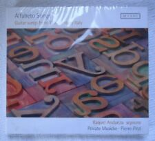Alfabeto Songs: Guitar Songs from the 17th century (CD, Jan-2013, Accent,(C24))