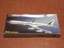 1/72 Heller Boeing-707 Air France Airliner. Sealed model kit.
