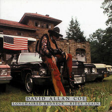 David Allan Coe - Longhaired Redneck - Rides Again - Songwriter/Outlaw/Countr...