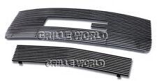 For 2007-2012 GMC Sierra 1500 Billet Premium Grille Grill Combo Insert