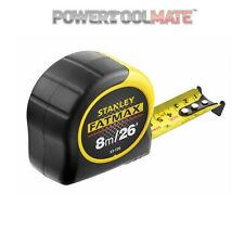 Stanley STA033726 FatMax 8m/26ft Tape Measure
