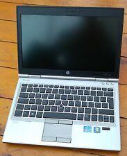 "HP Elitebook 2570p Intel Core i5 2.60GHz 4GB 320GB 12"" DVDRW Ultra Portable"
