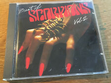 Scorpions - Best Of Scorpions Vol.2 [CD Album]  RCA  ND 74517