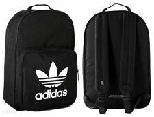 Adidas Originals Classic Trefoil Black Unisex School-Work-Travel-Gym Backpack