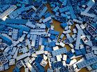 LEGO - Tout Neuf BLEU Plaques, Briques, Pentes / 10 Ou 25 Pièces Par Commande