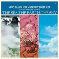 Rod Mckuen / Anita Kerr & The - The Sea * The Earth * The Sky NEW CD