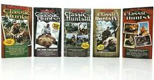 RealTree Classic Hunts 1, 2, 3, 4, & 5 - Hunting Videos Set - Big Game Vhs