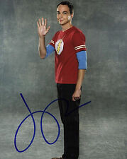 Jim Parsons #2   8 x 10 Autograph Reprint Big Bang Theory Home The Muppets