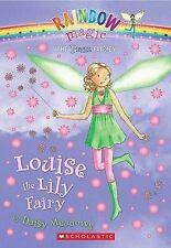 RAINBOW MAGIC Louise the Lily Fairy #43 Daisy Meadows, Petal Fairies, VGC, P/bac