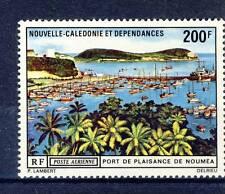STAMP / TIMBRE NOUVELLE CALEDONIE PA N° 124 ** PORT DE NOUMEA COTE 22 €