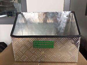 400*200*300mm Aluminium Jerry Can Holder Storage