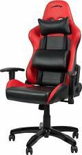 SPEEDLINK REGGER Bürostuhl Schreibtischstuhl Chefsessel für Gamer PA-3337 rot