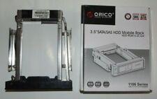 "ORICO Disco Duro Caddy 3,5"" SATA 5,25""Rack móvil a interna de HDD"