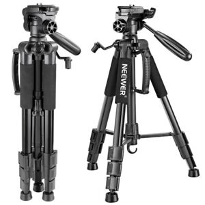 "Neewer Pro Tripod 56"" / 142-cm Aluminum for DSLR Camera + Carrying Bag"