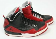 Nike Air Jordan Mens size 12 Black Red White BRED SC-3 Basketball Shoes