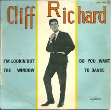 Cliff Richard I'm lookin' out the window (EP) avec languette / tag 1962 FRANCE