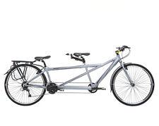 INDIGO TURISMO 2, tandem vélo, 24 vitesses SHIMANO engrenages, 700c roue, rrp £ 749.99