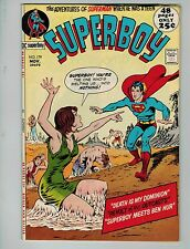 Superboy #179 (Nov 1971, DC)! FN/VF7.0+! Early bronze age beauty! CHECK IT OUT!
