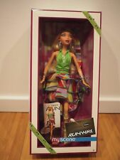 NRFB BARBIE MY SCENE PROJECT RUNWAY DOLL(MATTEL) 2006 Nick Verreos DISCONTINUED